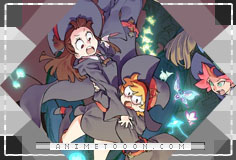 فيلم 2013 Little Witch Academia