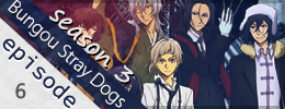 Bungou Stray Dogs S3